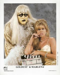 Goldust and Marlena P-336