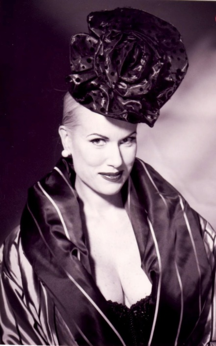 Jean Kasem Hollywood Glam 1